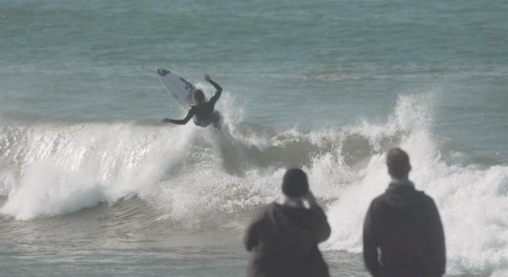 Watch: Jordy's Pre-contest Form at SuperTubes