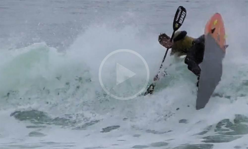 Surf Skis Are Back!