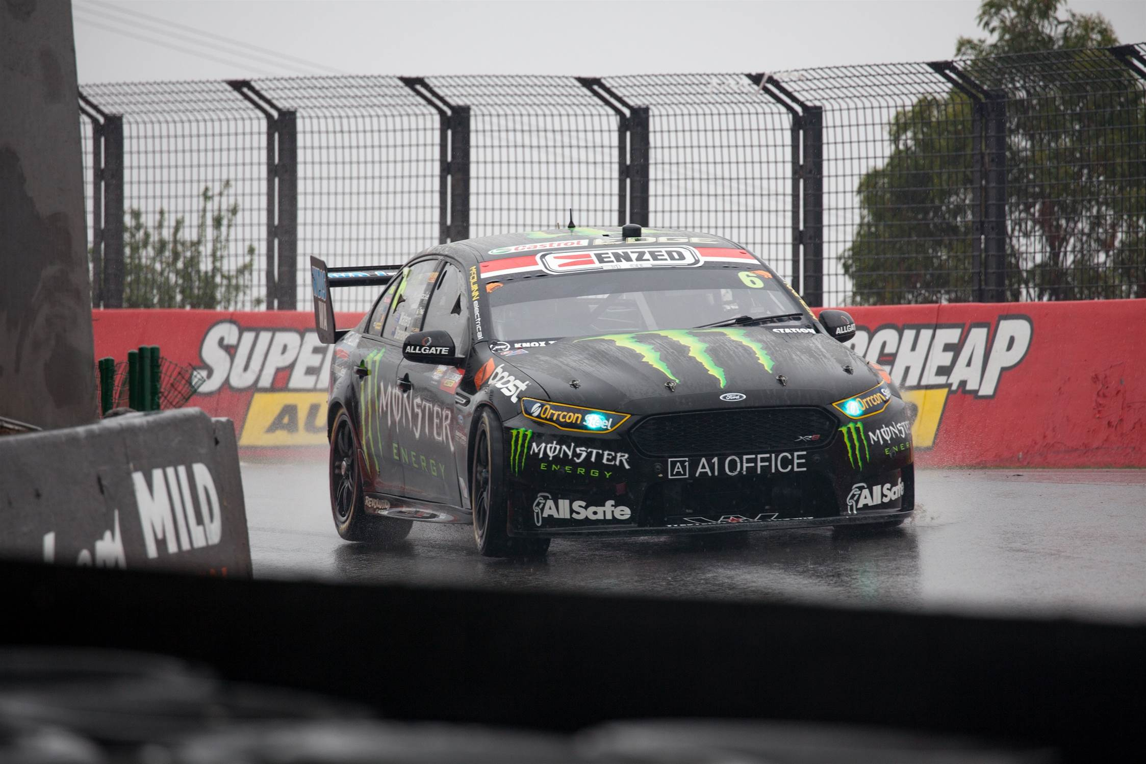 Waters confident of Surfers Supercars success