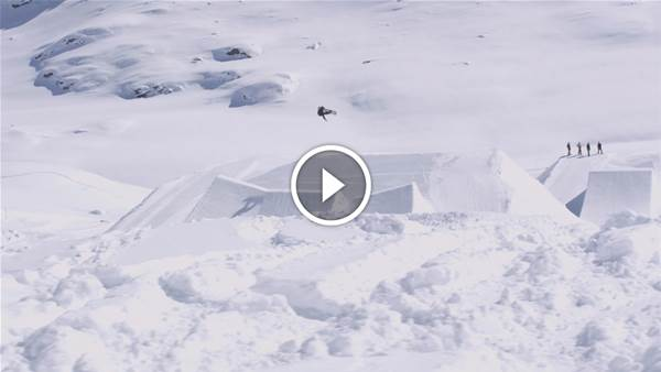The Stomping Grounds - Corvatsch Spring Session 2017 - 4K