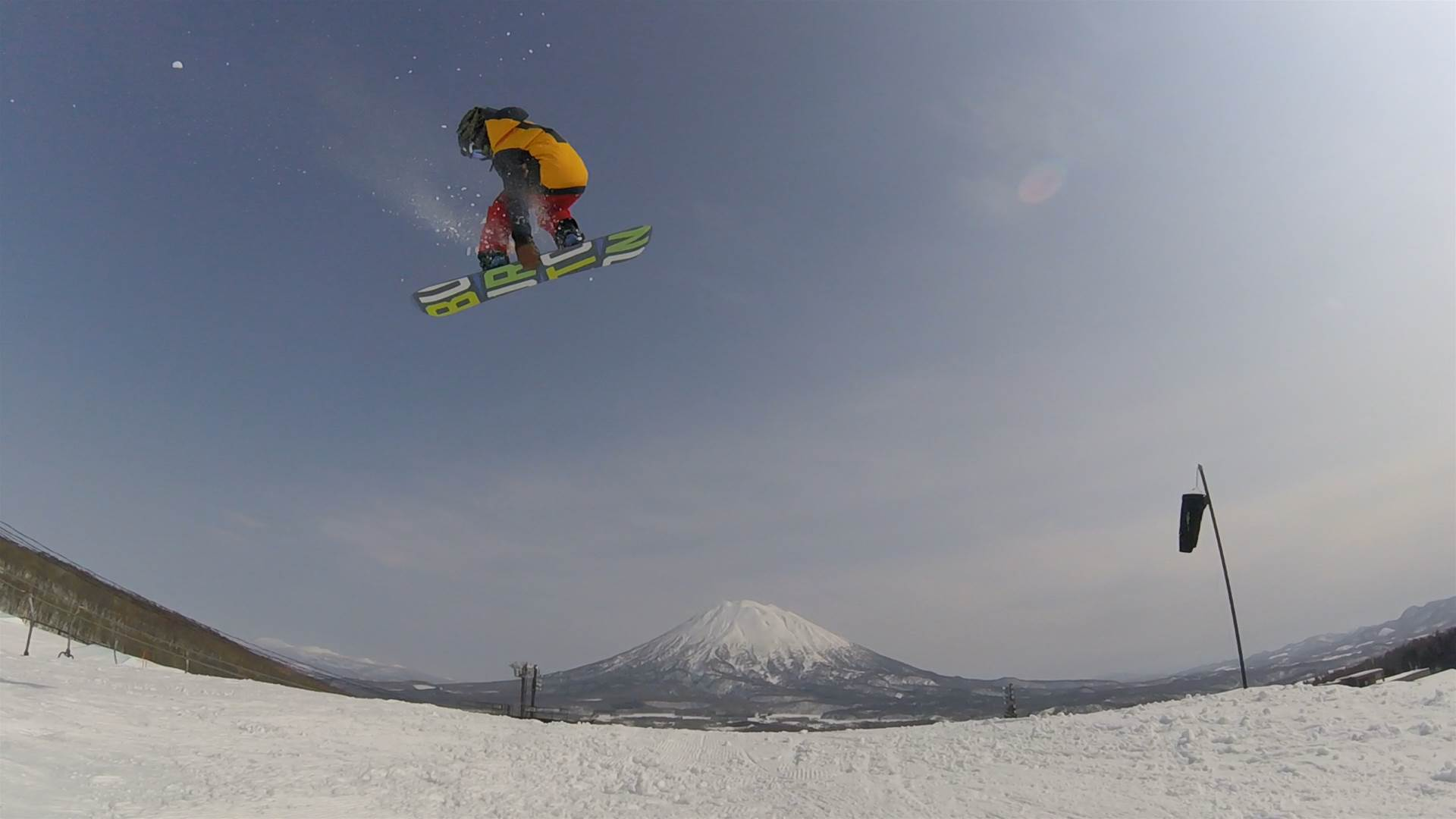 Jesse Parkinson 11yrs Old — Japan 2016/17
