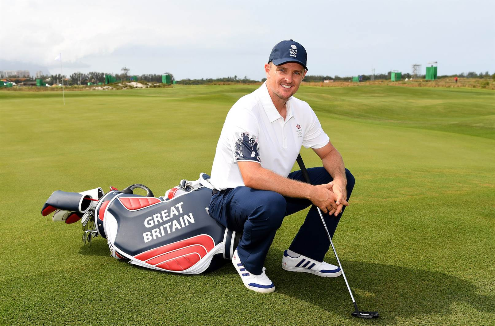 VIDEO: Rio ready for golf's return