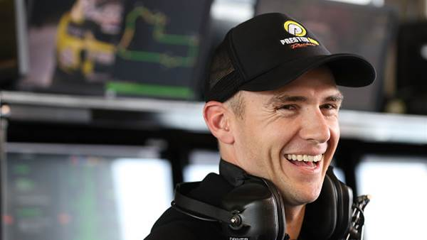 Lee Holdsworth ahead of the Gold Coast 600