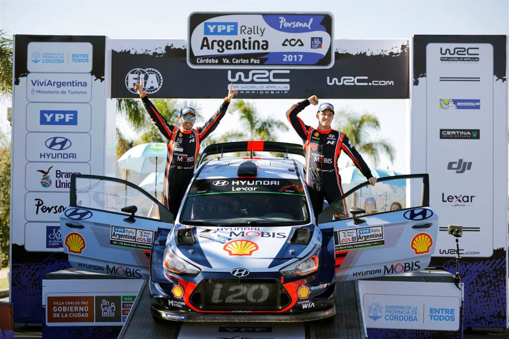 WRC Video Wrap: Rally Argentina