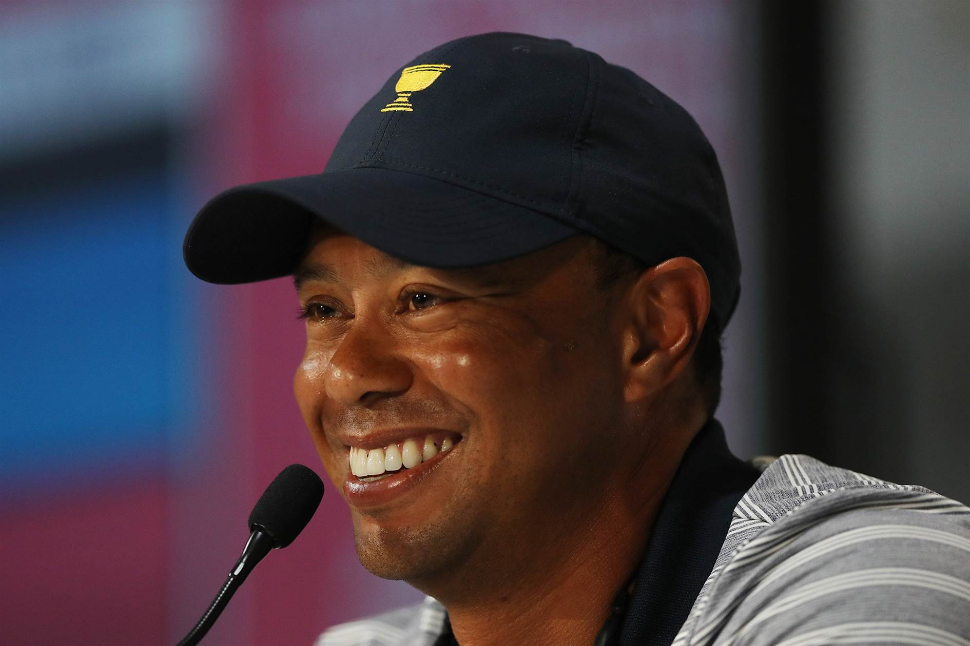 "VIDEO: ""I don't know what my future holds."" - Tiger Woods"