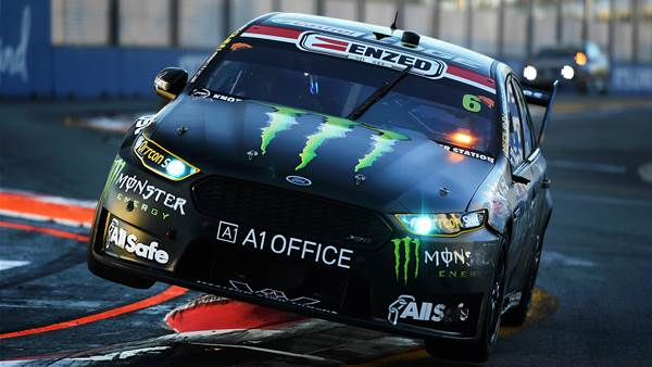 Waters confident ahead of first Newcastle street race