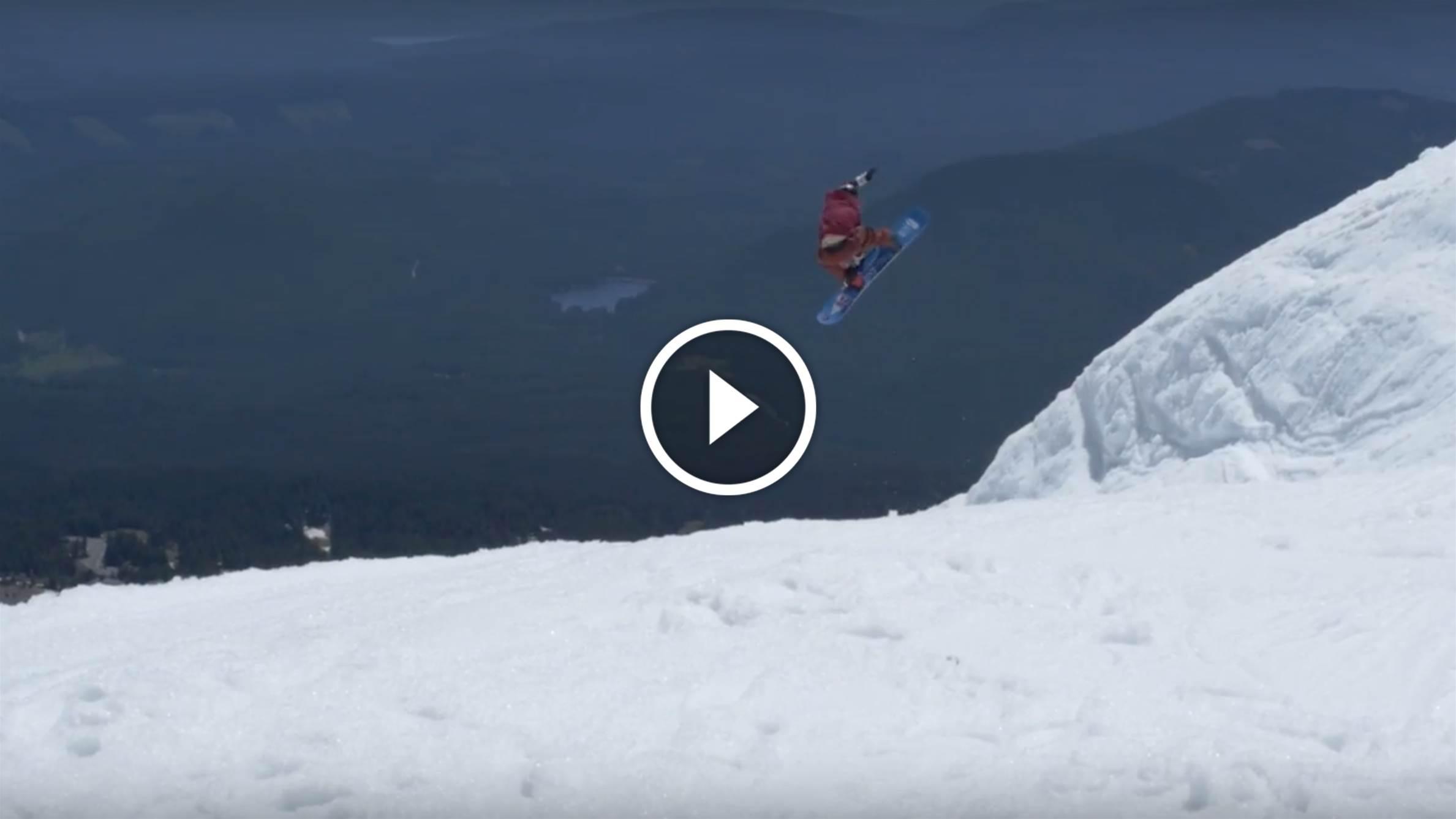 High Cascade Snowboard Camp Session 2 Recap 2017