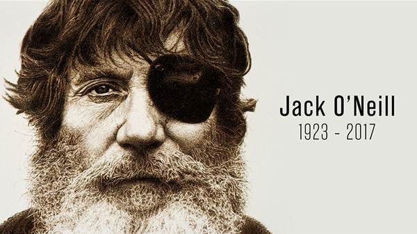 Jack O'Neill | A Company Pays Tribute to Its Founder