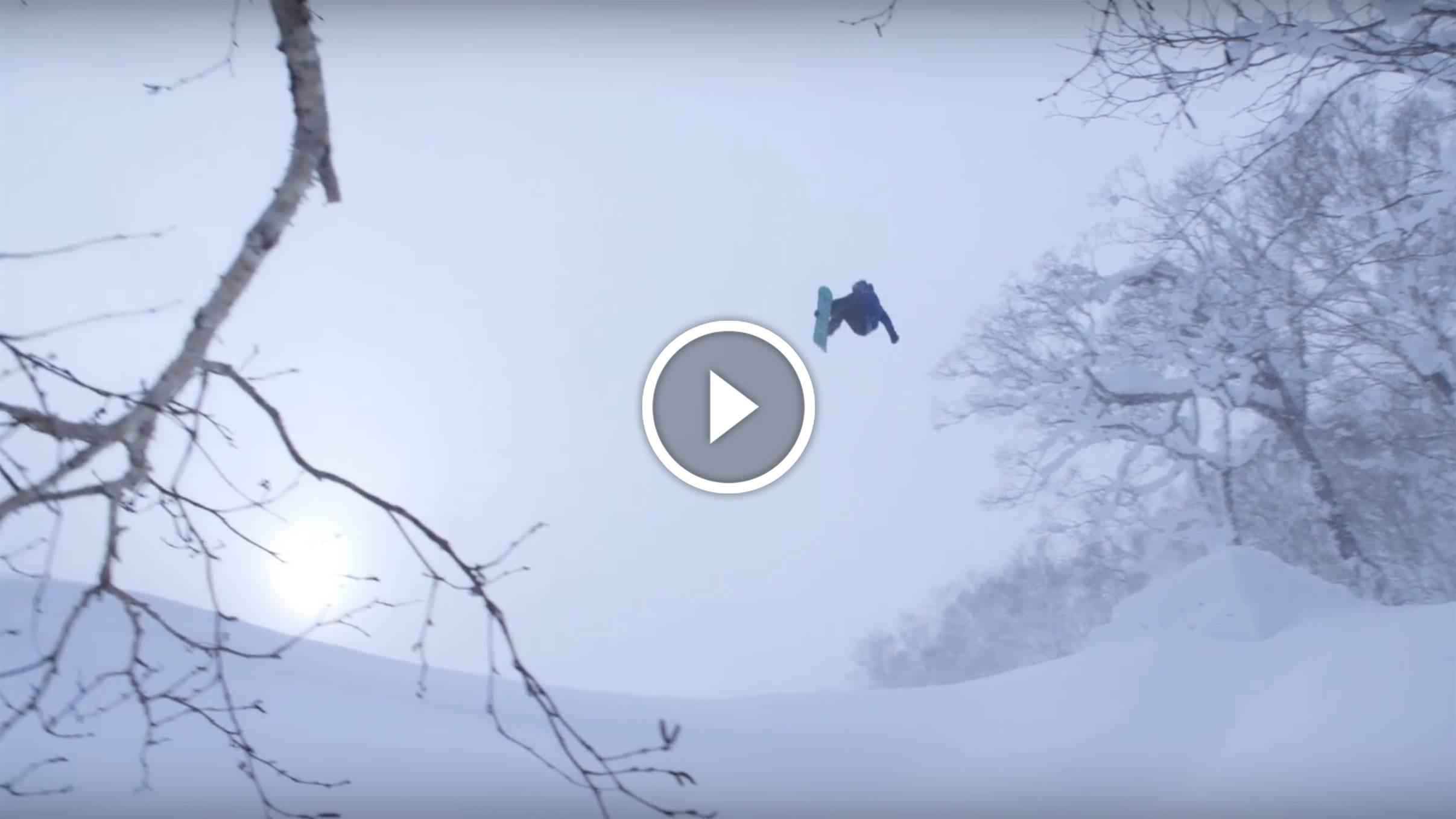 Ultimate DIY Japanese Backcountry Snow Park | Hidden Mountain