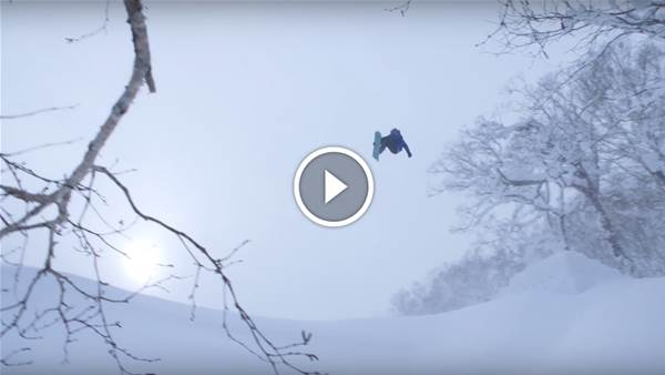 Ultimate DIY Japanese Backcountry Snow Park | Hidden Mountain