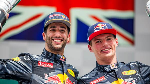 Daniel vs Max - Red Bull's F1 season review