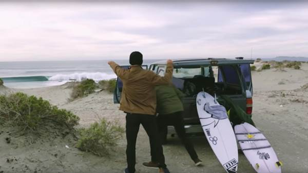 Taylor Knox and Mitch Crews Do Baja