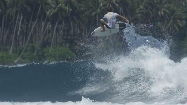 Watch This: Shane Sykes – White Rain