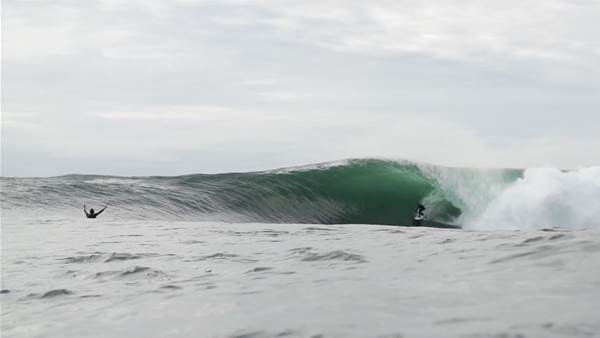 Mick Fanning's Irish Crossroads