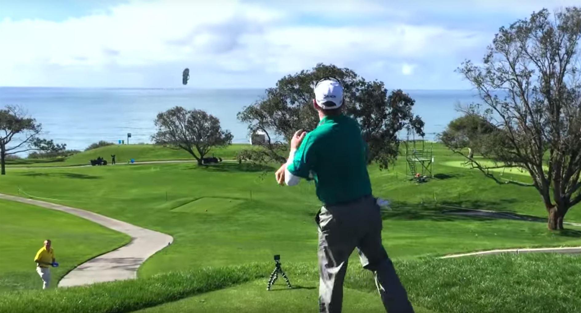 PGA TOUR: Throwing thongs for Australia Day