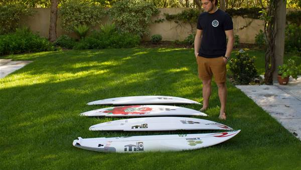Here's What Conner Coffin Will Be Riding at the Quik Pro
