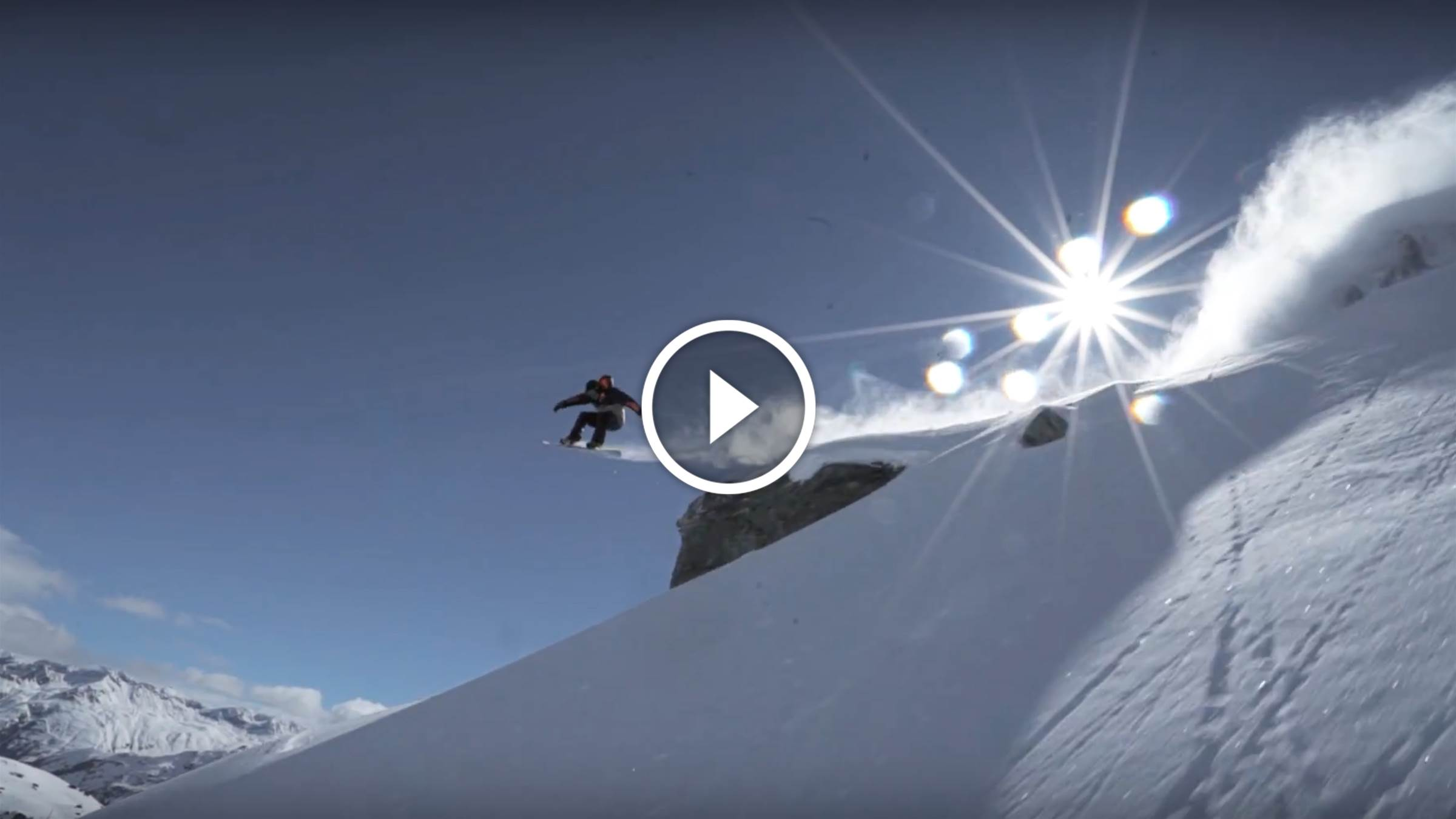 SNOWBOARDING AT CORVATSCH | Stale and Torgeir