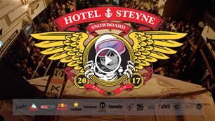 HOTEL STEYNE RAIL JAM 17