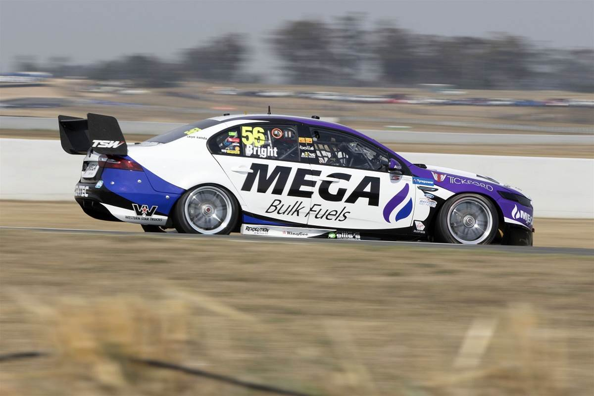 Jason Bright previews Phillip Island Supercars