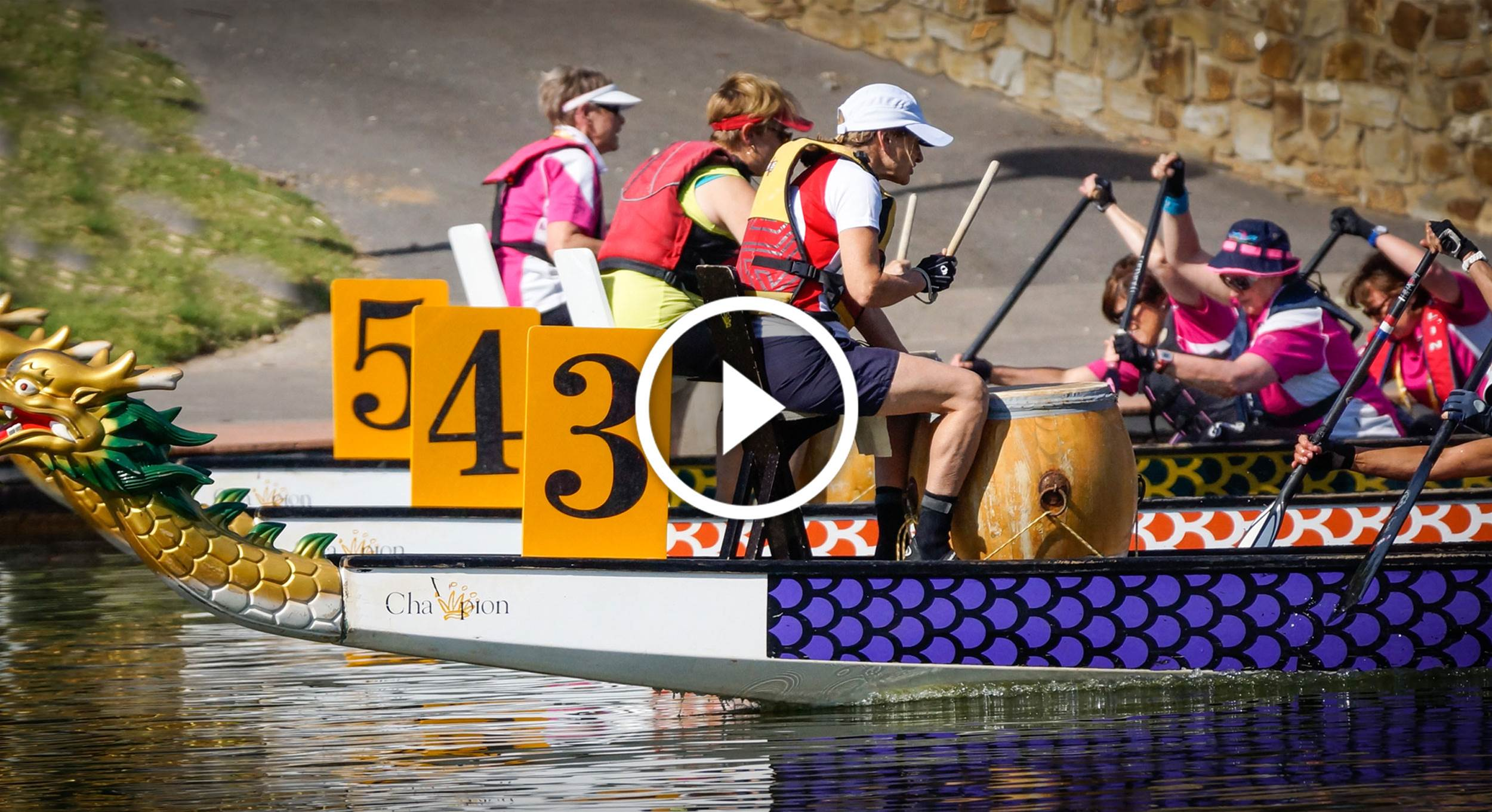 Australia's greatest multi-sport festival is on!