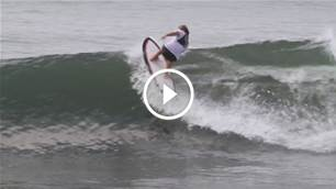 Ari Browne Finless & Footloose in Bali