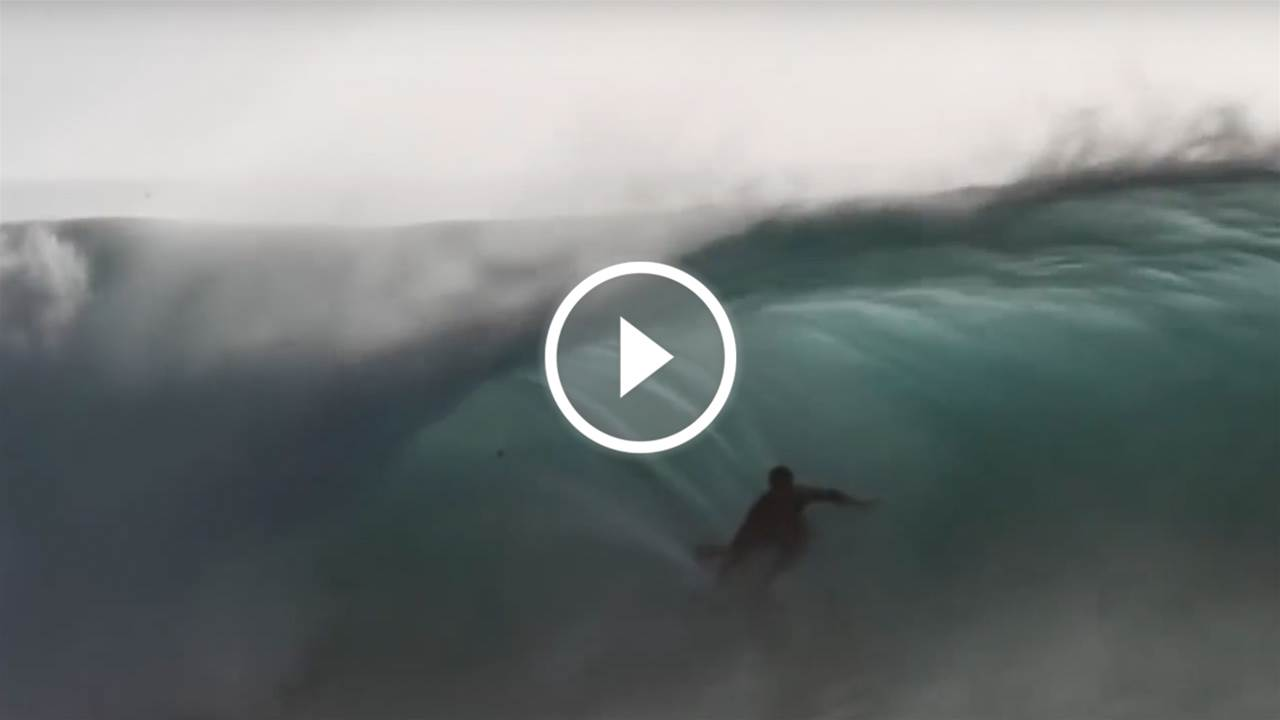 Is Desert Point still the most perfect wave in the world?