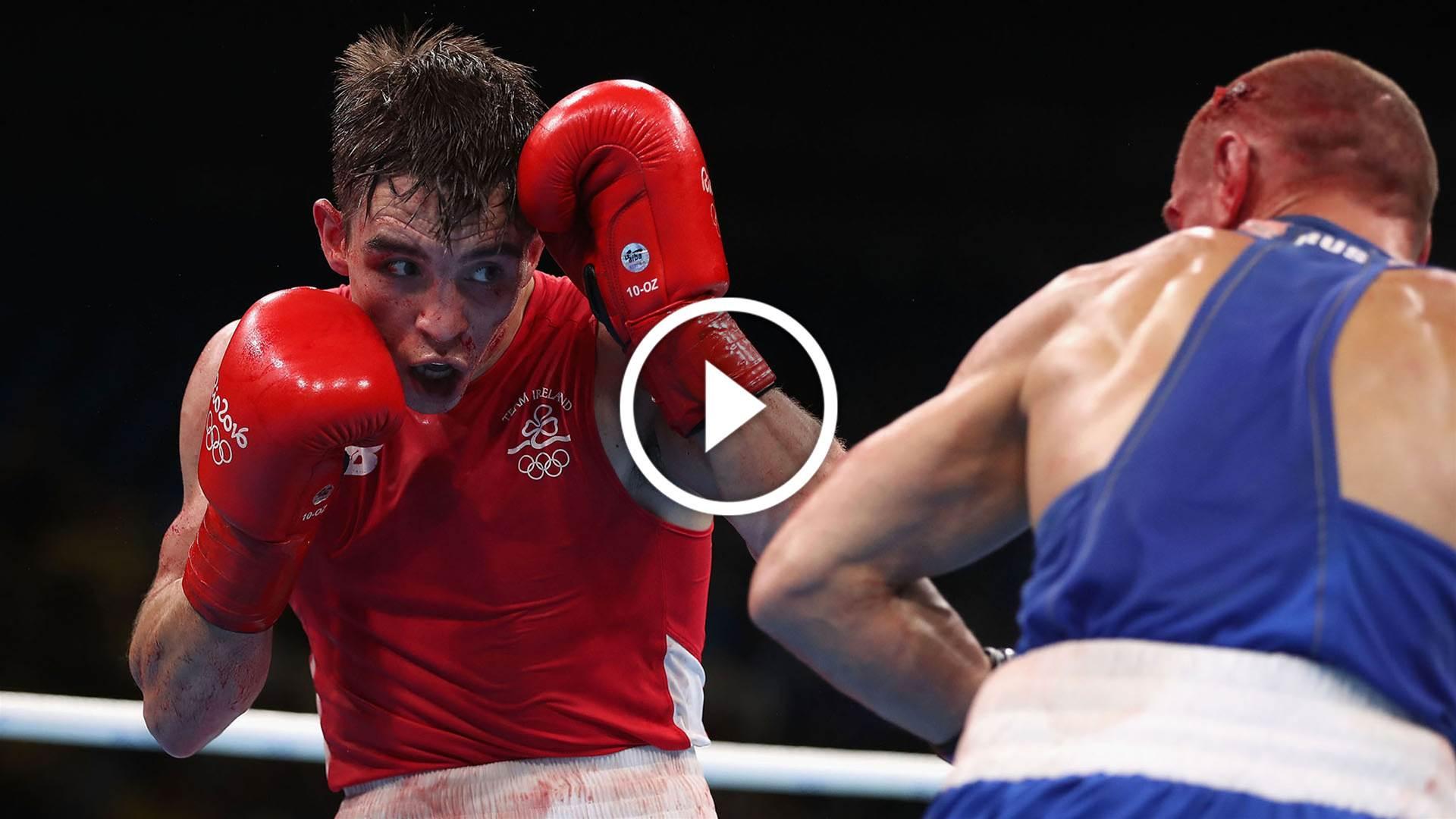 Boxer unloads on Russian 'cheat'