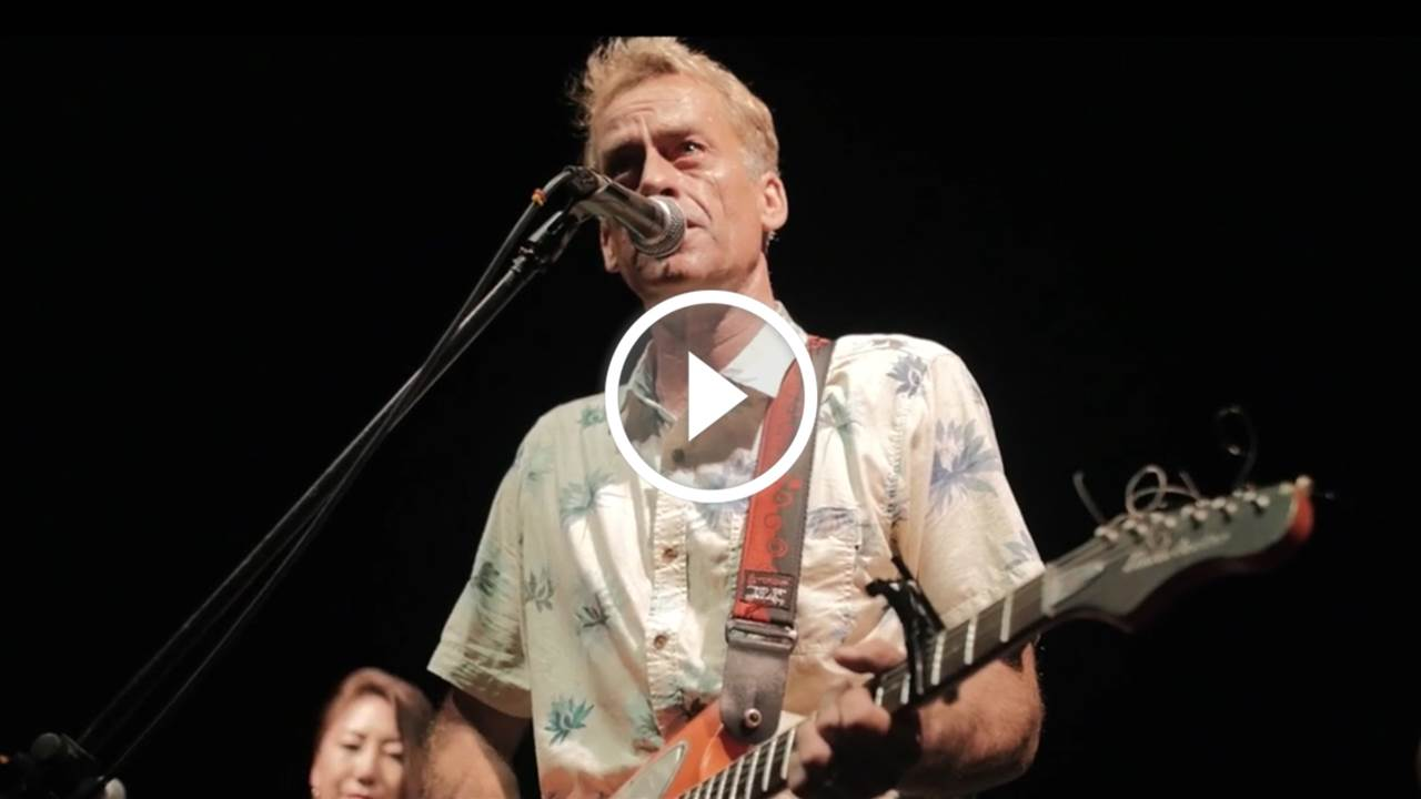 Tom Curren: live at Uluwatu