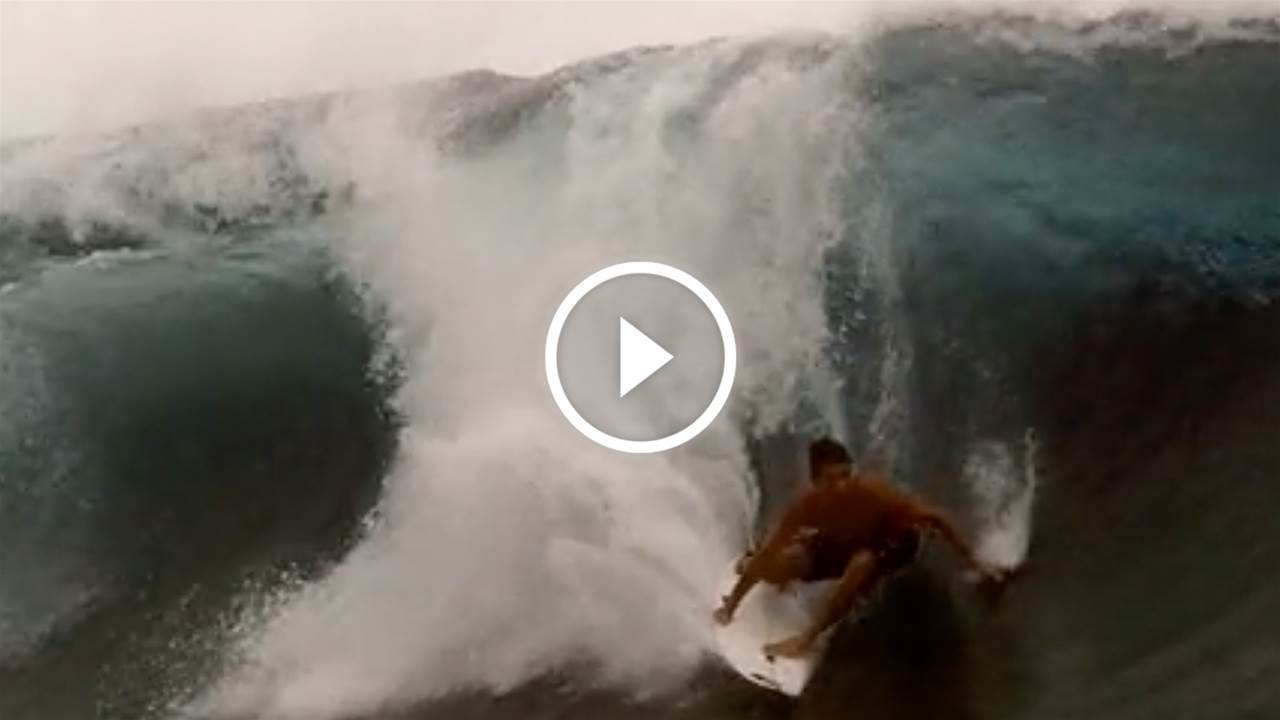 Teahupoo for Two