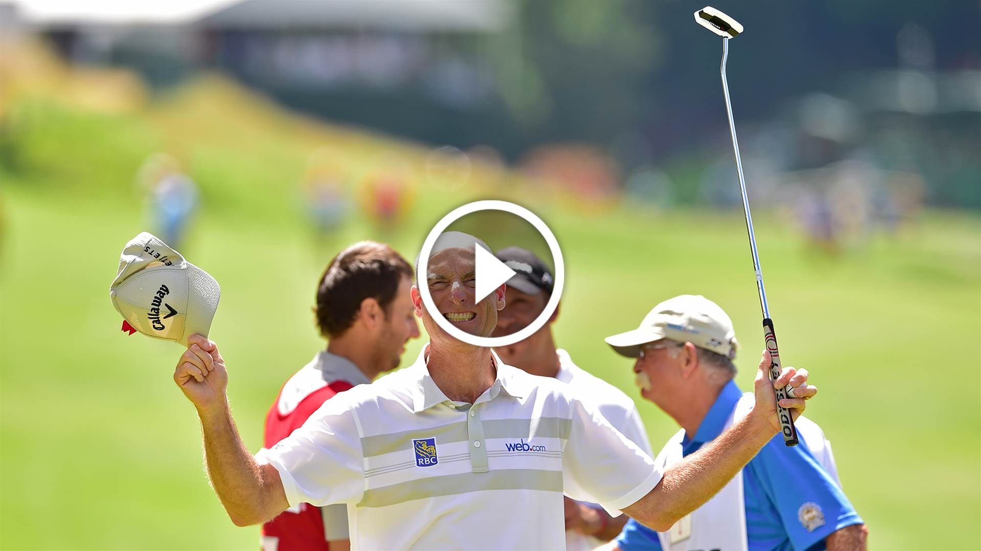 VIDEO: Furyk's record 58, how he did it