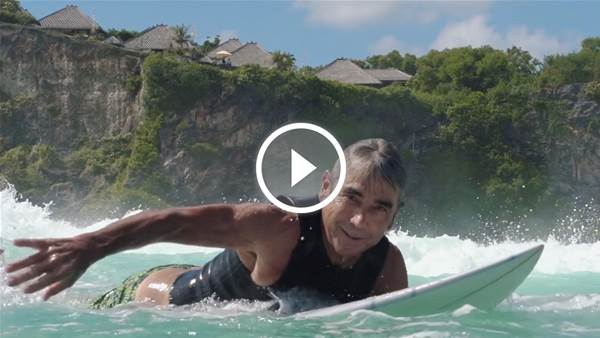 Watch: A New Documentary on Gerry Lopez