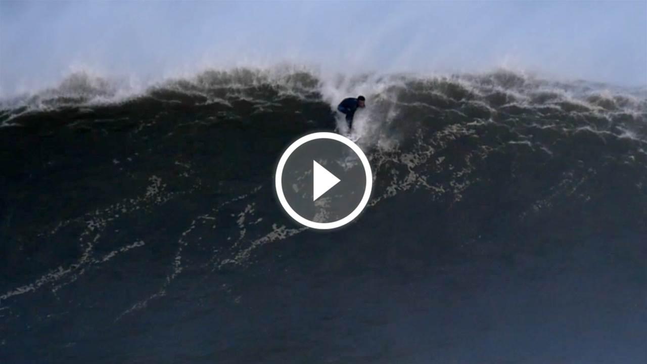 Godzilla Peaks and Typhoon Tubes
