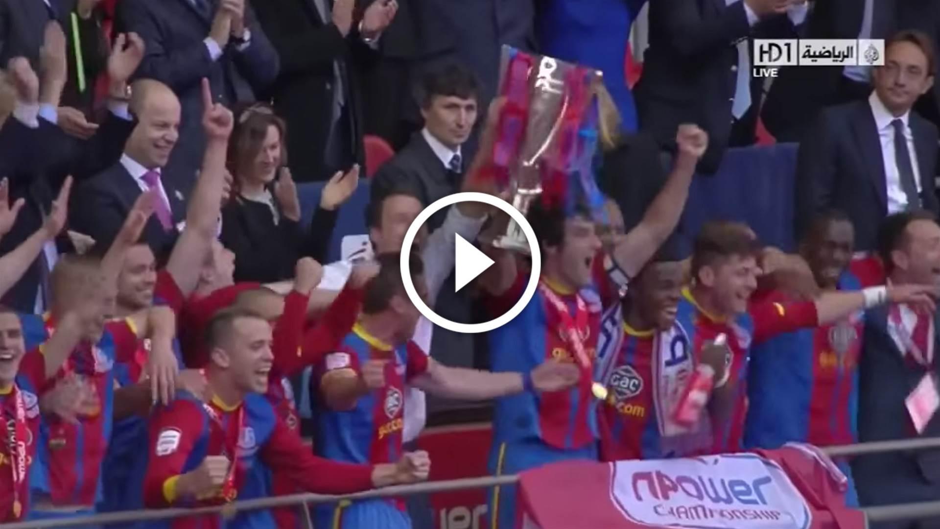 Jedinak exits Palace a club legend