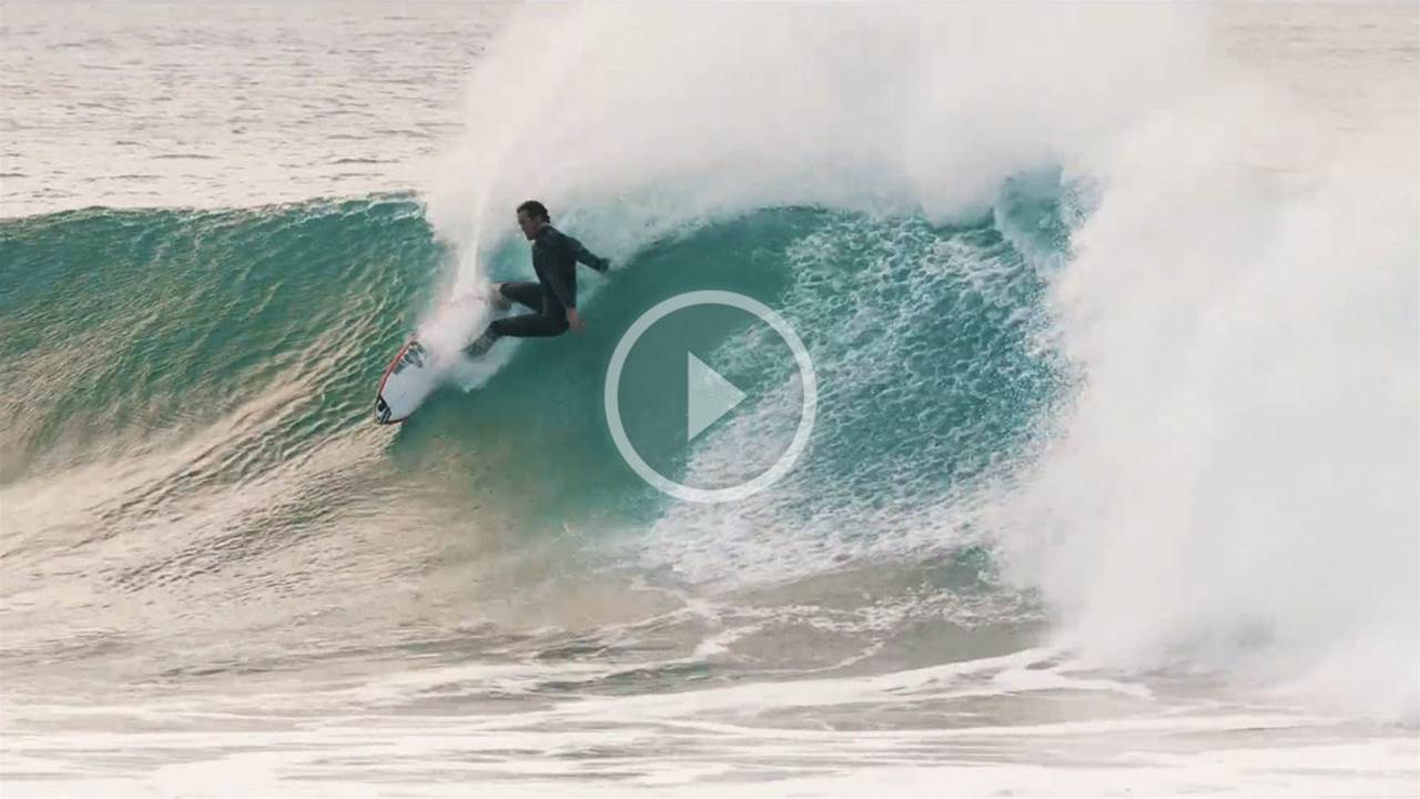 Jordy Smith's Blistering Form Heading into J-Bay