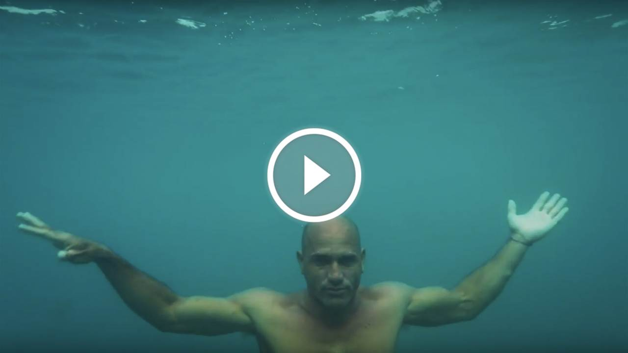 Kelly Slater Has An Important Message For You