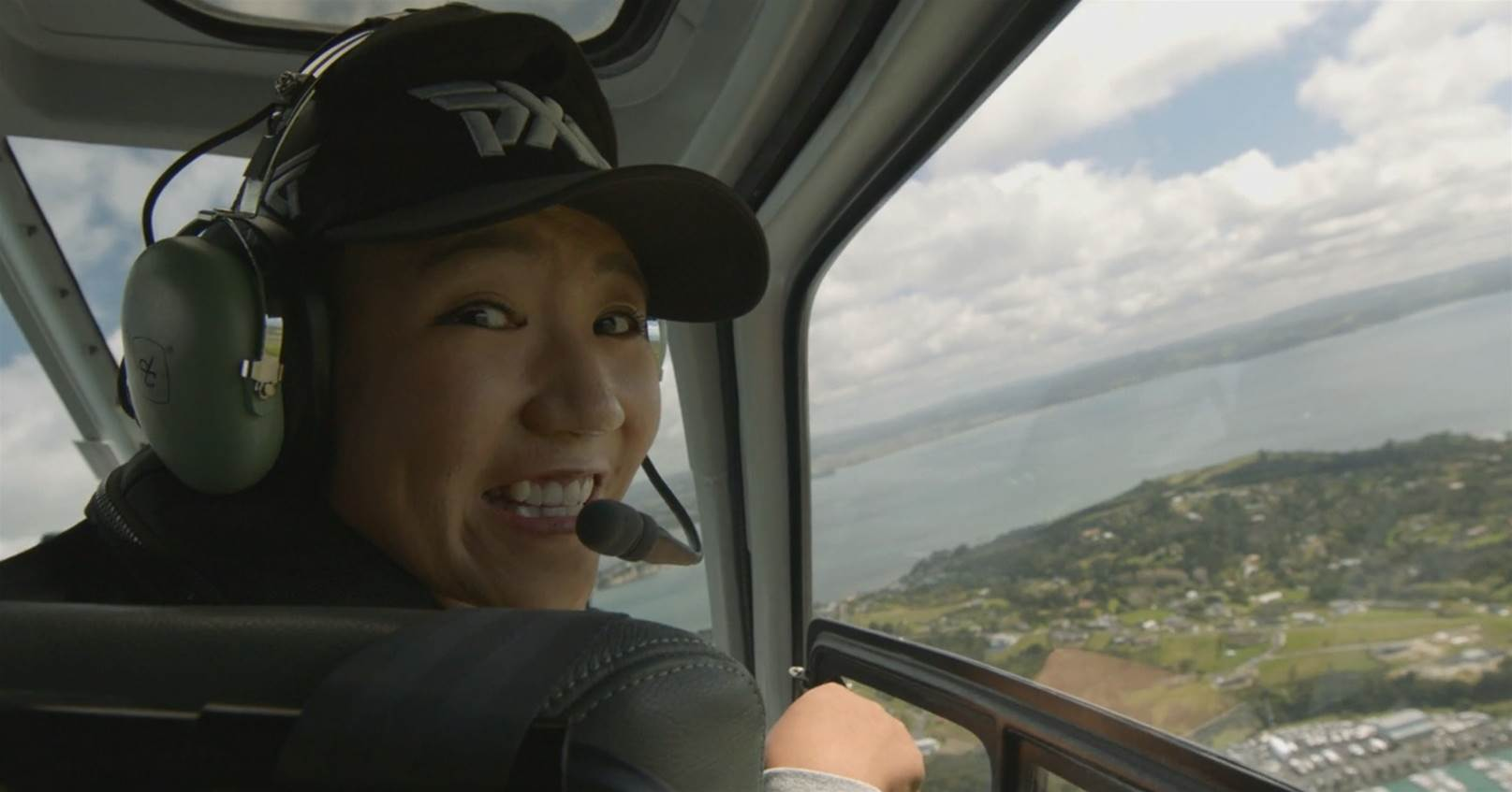 VIDEO: Lydia Ko's favourite Auckland fairways