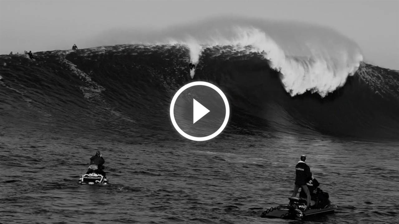 Mavericks – A Black & White Study