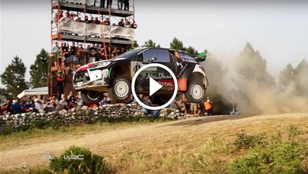 Creating the 2017 rally car