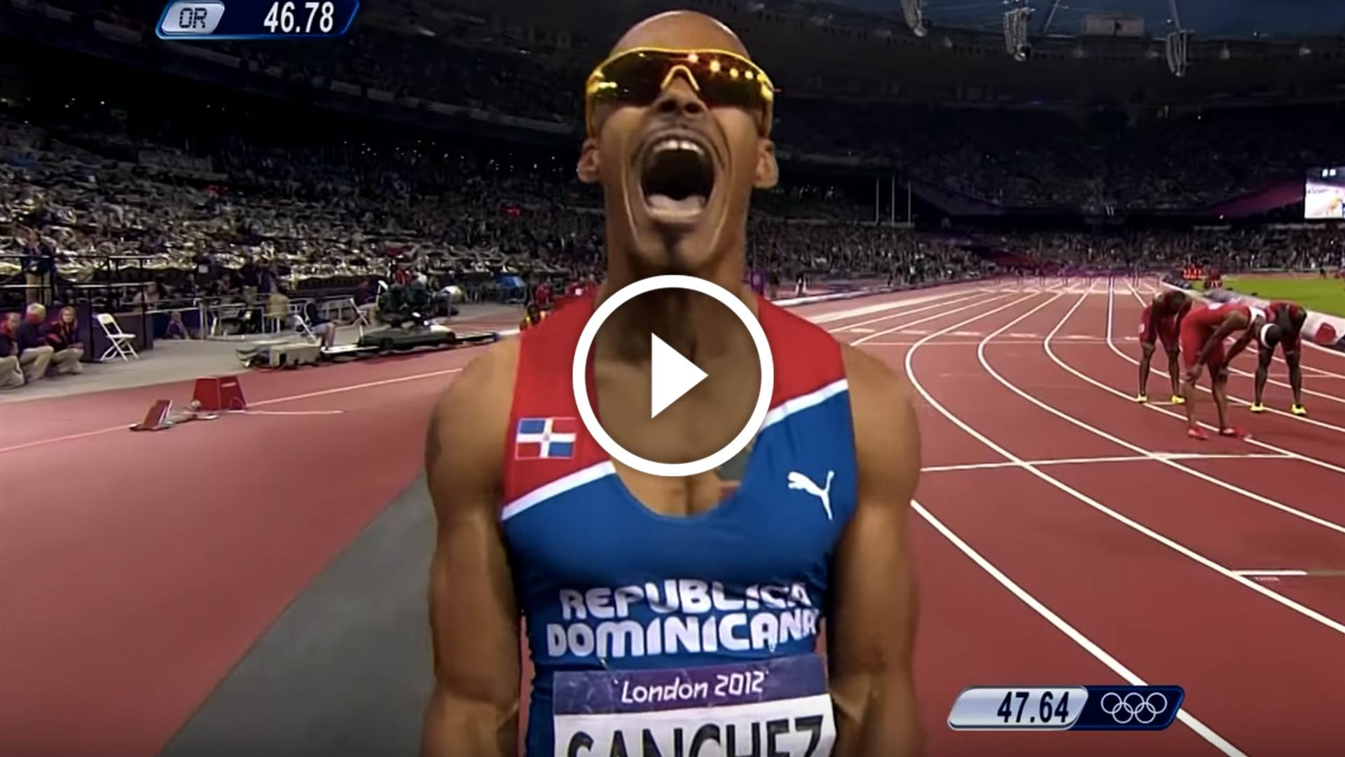 Top 10 Olympic Screams