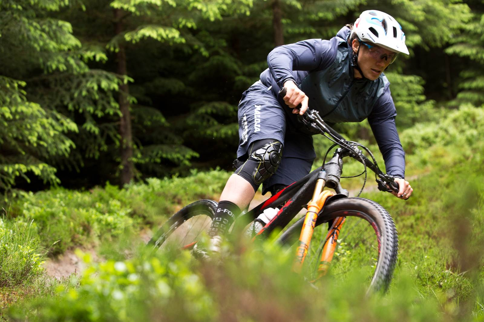 Tracey Moseley: Life on a bike