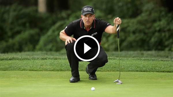 VIDEO TIP: Henrik Stenson's go-to putting drill