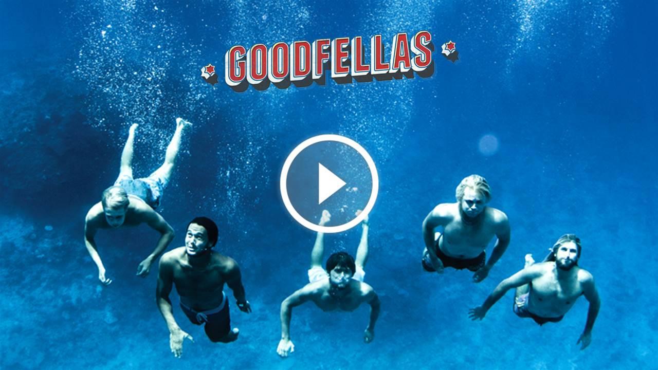 Tracks productions: Goodfellas Trailer