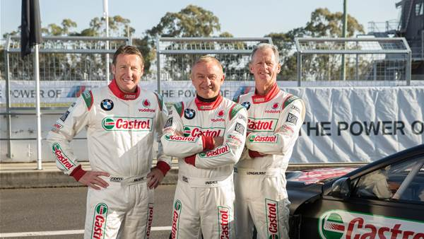 Video: BMW's local Supercars stars preview the Bathurst 12 Hour
