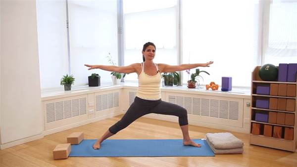 Easy Yoga For Weight-Loss