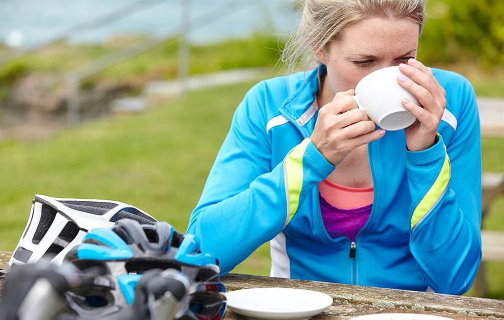 Get a boost from caffeine - even if you're a coffee addict