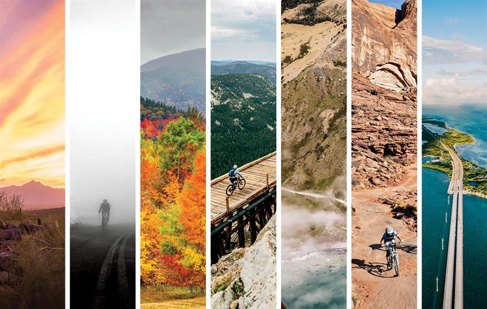 7 American rides to do before they change forever