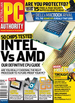 PC & Tech Authority Magazine Issue: April, 2010