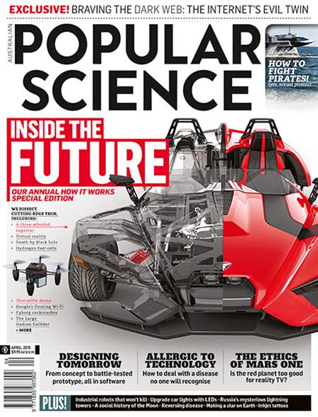 Issue #77 - April 2015