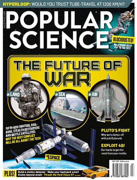 Issue #80 - July 2015