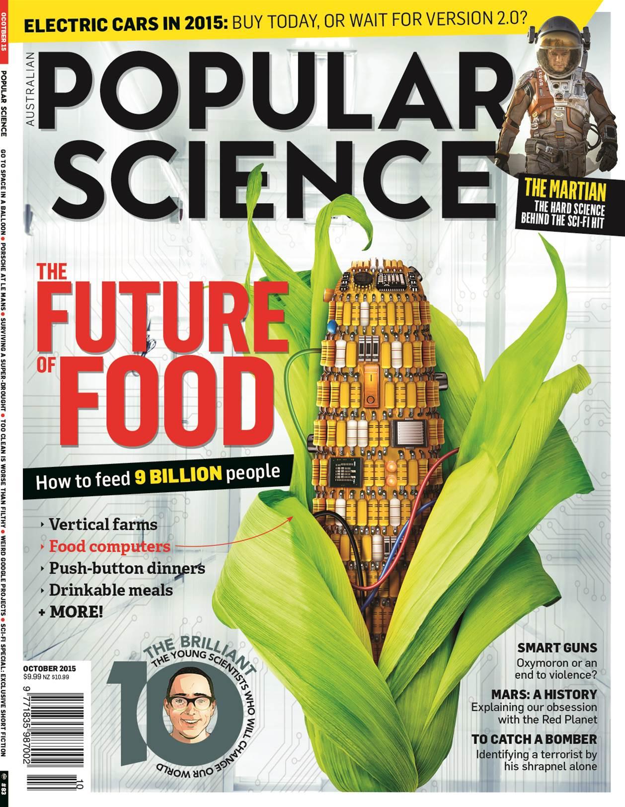 Issue #83 - October 2015